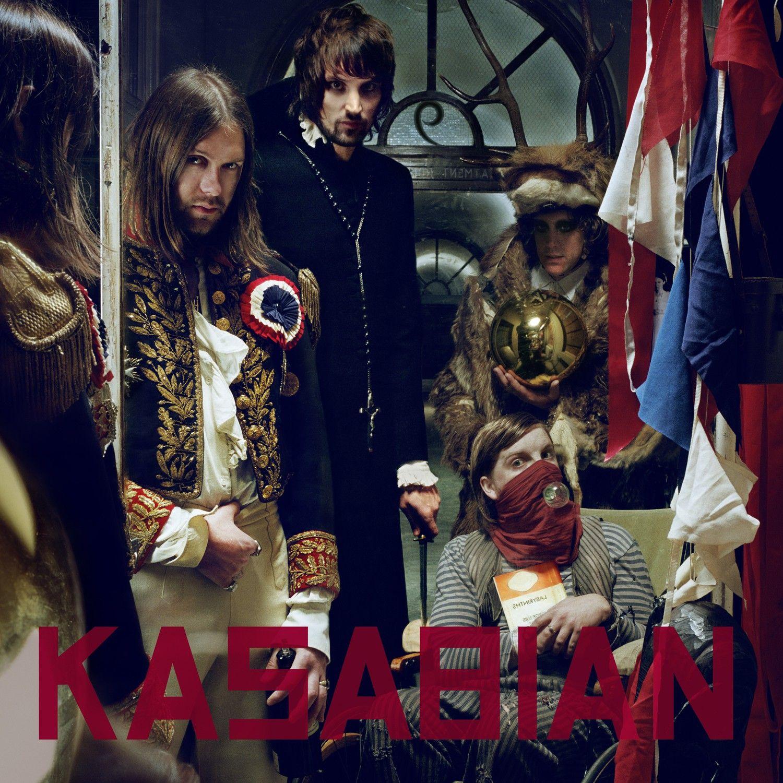 Kasabian West Ryder Pauper Lunatic Asylum Music