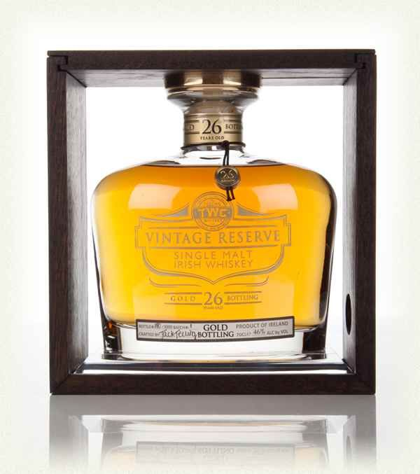 Teeling Gold Reserve 26 Year Old Single Malt Single Malt Single Malt Whiskey Single Malt Irish Whiskey