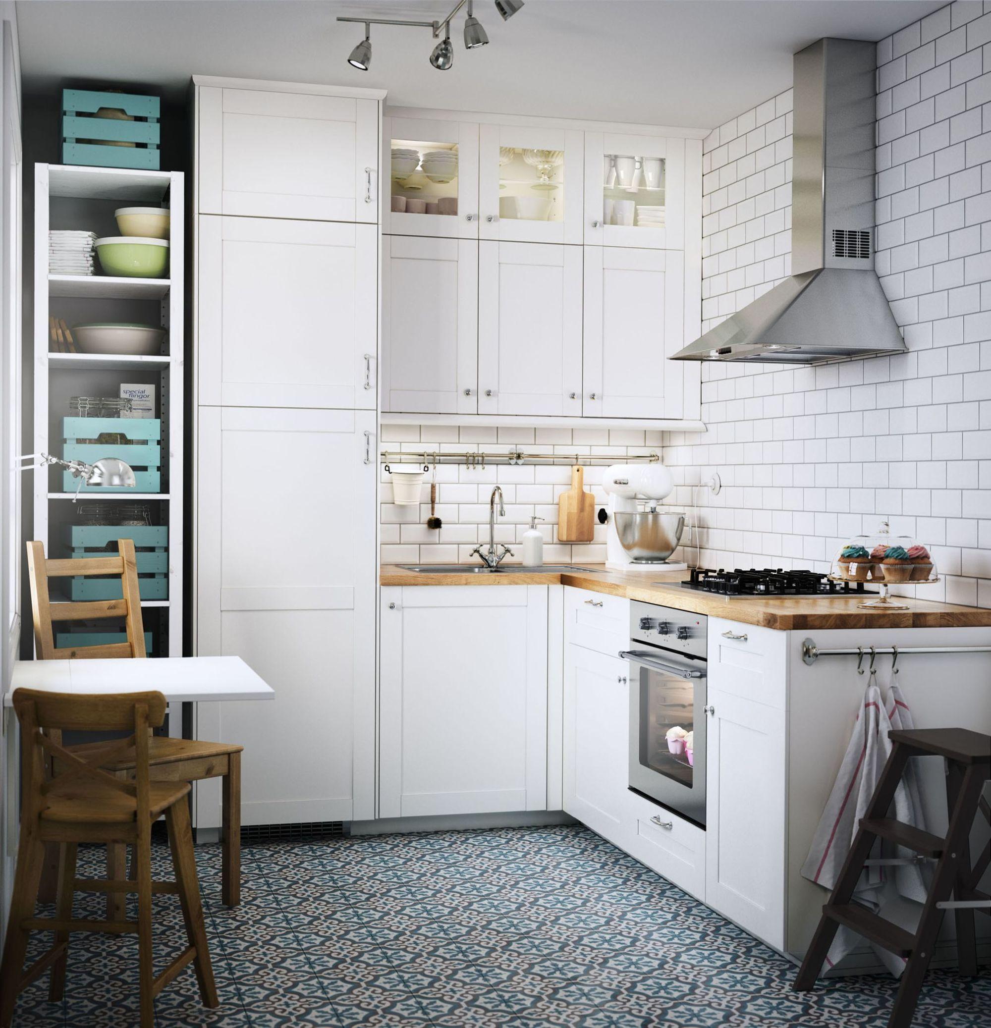 Cuisine Ikea Metod Les Nouveautes En Avant Premiere Cuisine Ikea Cuisines Retro Idee Decoration Cuisine