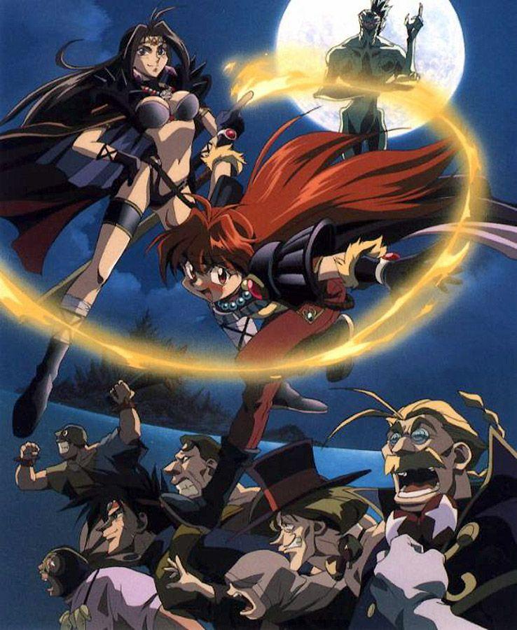 スレイヤーズ slayers comics slayer anime anime anime characters