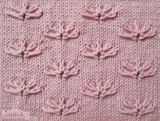 Cornflowers | Knitting Stitch Patterns