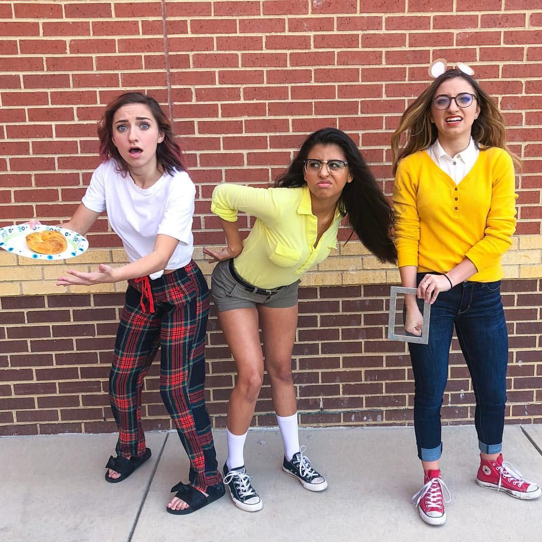 Vine Meme Day Comment Down Below What Vines Memes You Think We Dressed Up As Spirit Week Outfits Meme Day Costumes Meme Costume