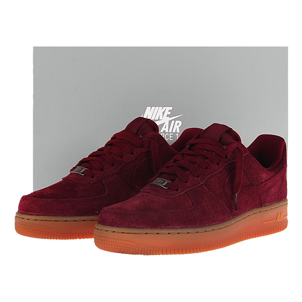 tenis nike air force 1 high 07 suede feminino de lobo