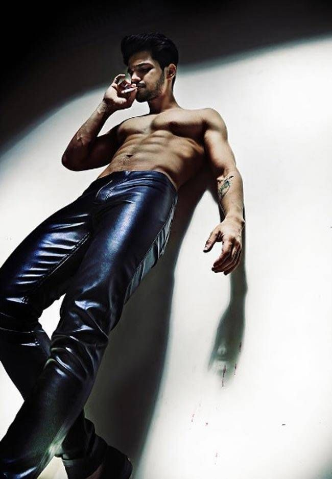 Gay Black Leather