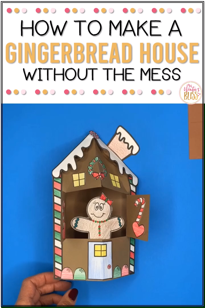 Photo of Gingerbread Activities for the Classroom