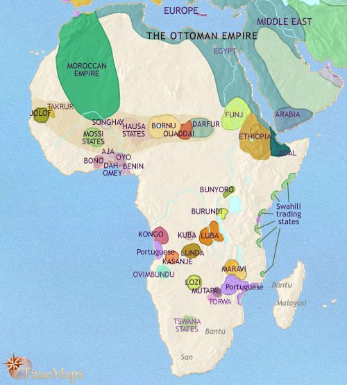 History map of africa 1453ad 1648ad what is happening at this history map of africa 1453ad 1648ad what is happening at this time ottoman empire rules most of north africa kingdom of morocco has formed its own gumiabroncs Images