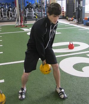 Figure 8s and four other kettlebell moves to sculpt and slim
