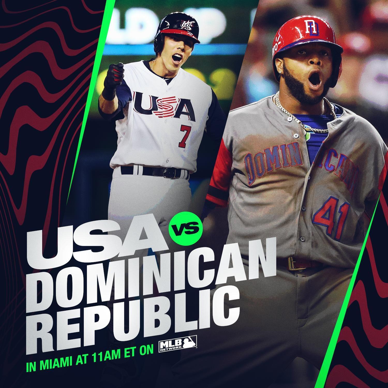 Twitter in 2020 World baseball classic, Baseball classic