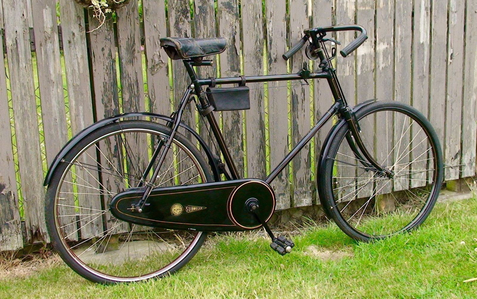 Vintage Special Sunbeam Light Roadster Bicycle Circa 1929 Bicycle Antique Bicycles Old Bicycle