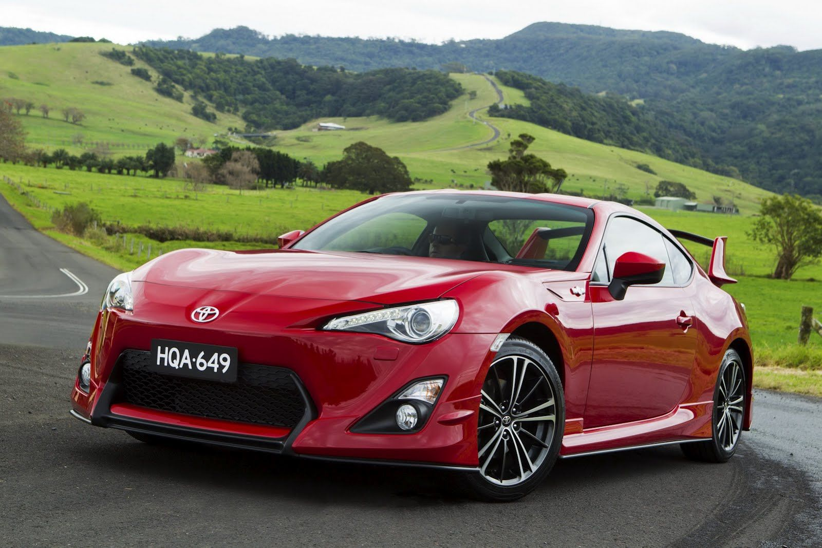 new car launches australia 2014Toyota Launches New Aero Kit with Giant Rear Wing for 86 Sports