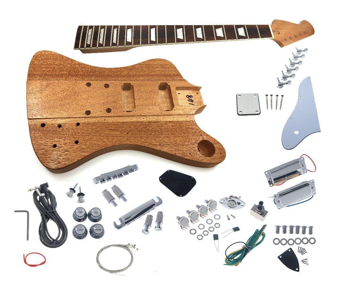 Solo Fbk 1 Diy Electric Guitar Kit Solo Music Gear Electricguitars This Diy Guitar Kit Has Everything Y In 2020 Guitar Kits Electric Guitar Kits Diy Electric Guitar