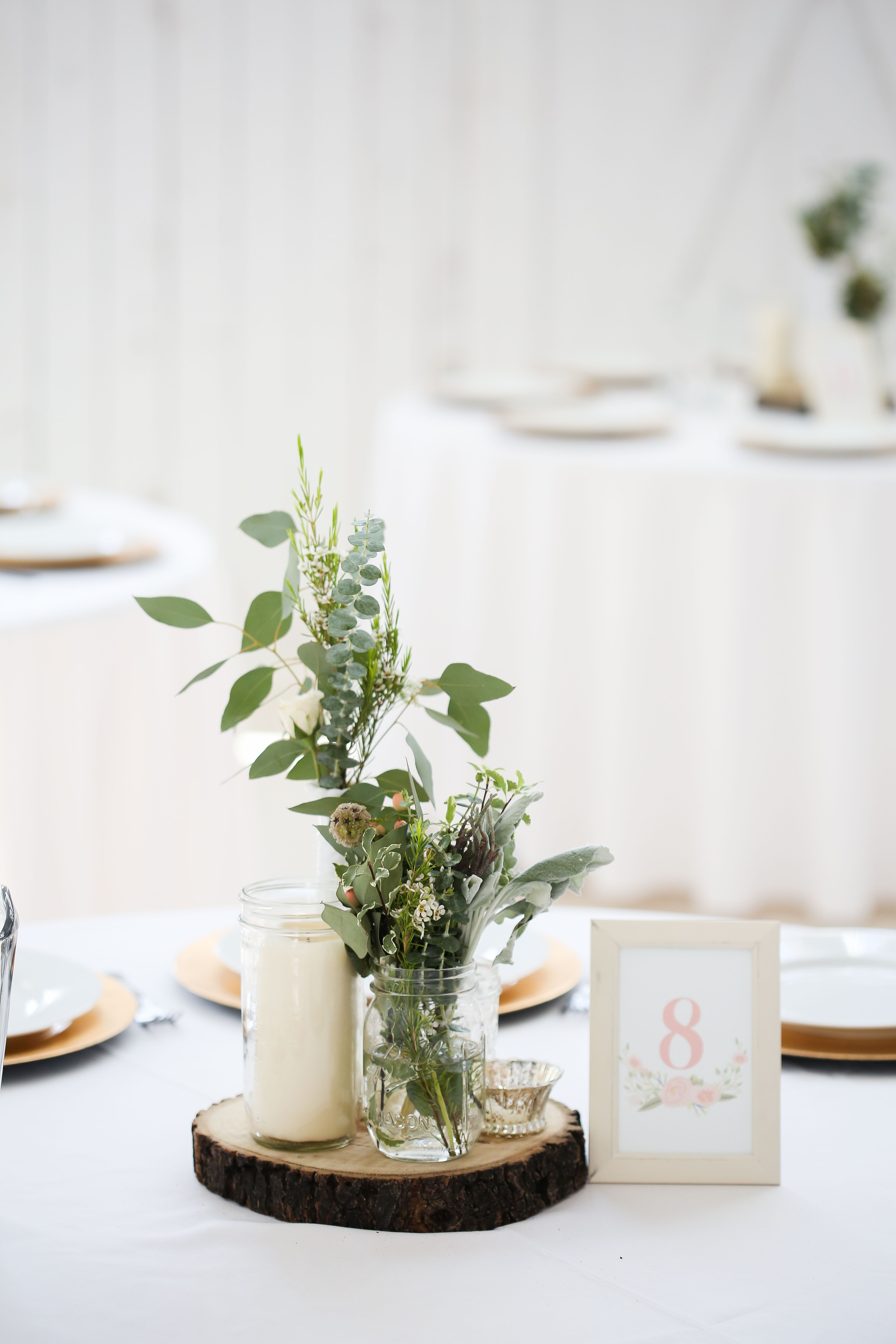 Nature-Inspired Centerpieces | TABLESCAPES | Pinterest ...