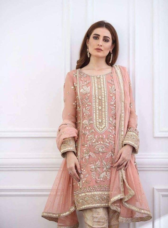 1e7bd1e446 Looks like zara shahjahan 2017. Is it? Pakistani Wedding Dresses, Pakistani  Bridal,