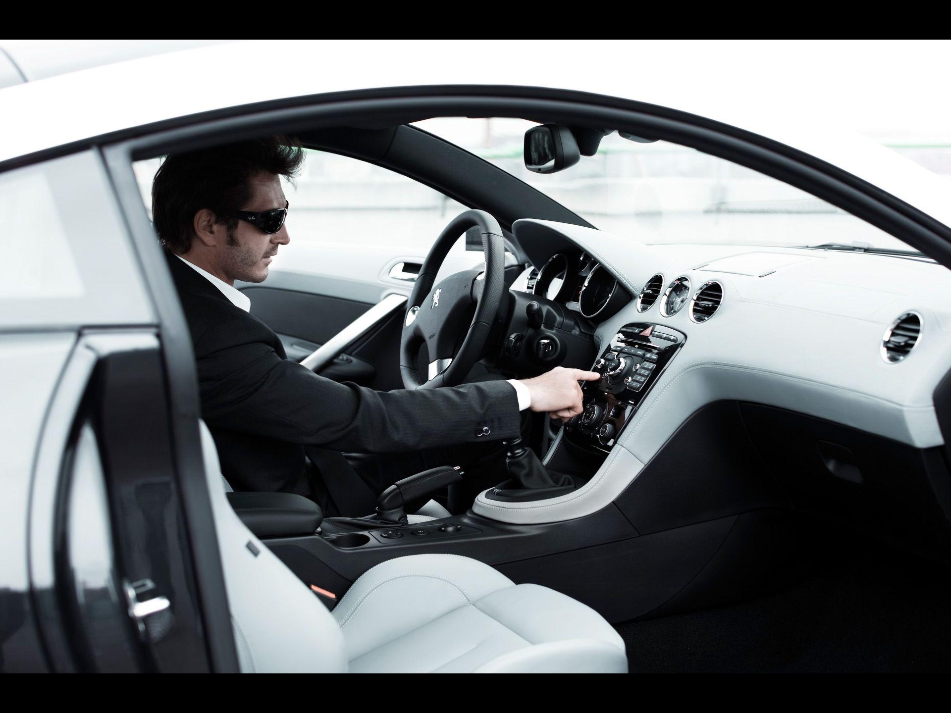2010 Peugeot Rcz Interior Driver 1920x1440 Wallpaper