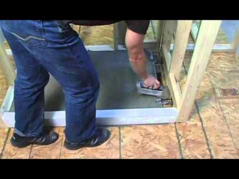 Proline Linear Drain From Quick Drain Usa Tub To Shower Conversion