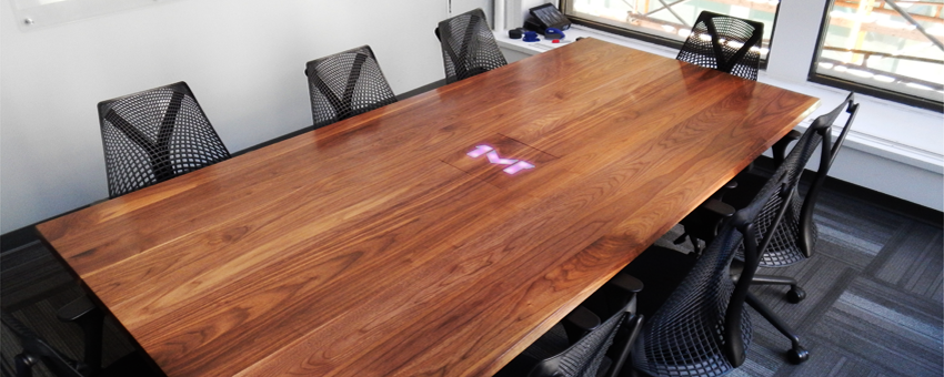 TableDuino Conference Table Rules Them All Arduino - Build a conference table