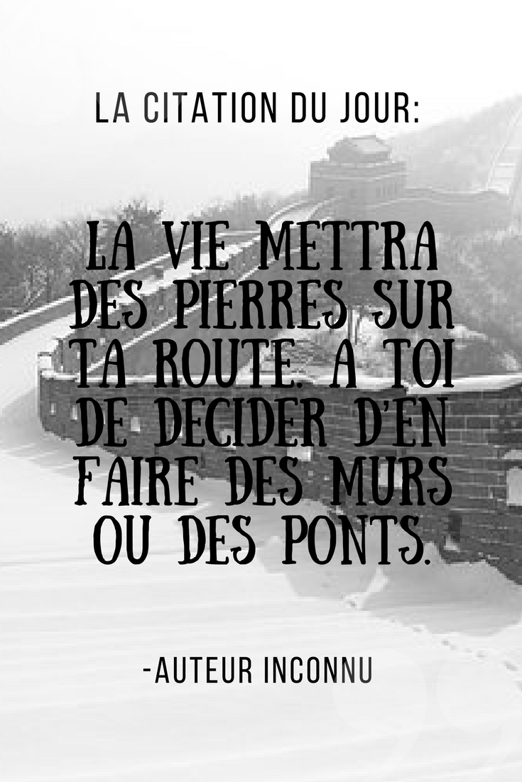 Tout Est Une Question De Perspective Citations Citation