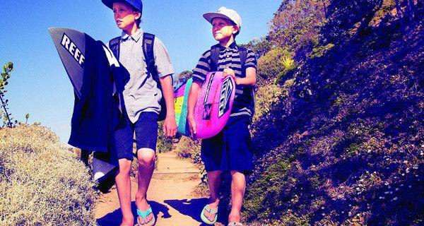 Reef Ahi Kids: i sandali per bambini perfetti per le vacanze estive