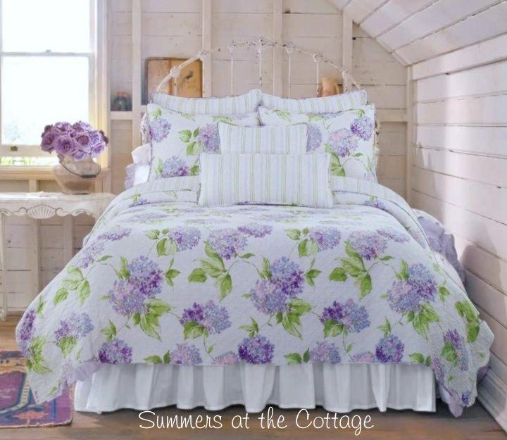 Hydrangea Bedding Sets