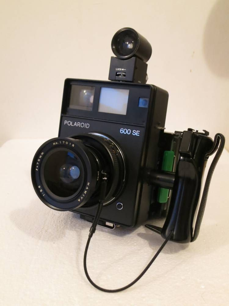 7b2e2f0c4ce5a7 Good article about Polaroid 600SE   pola 600se   Polaroid ...