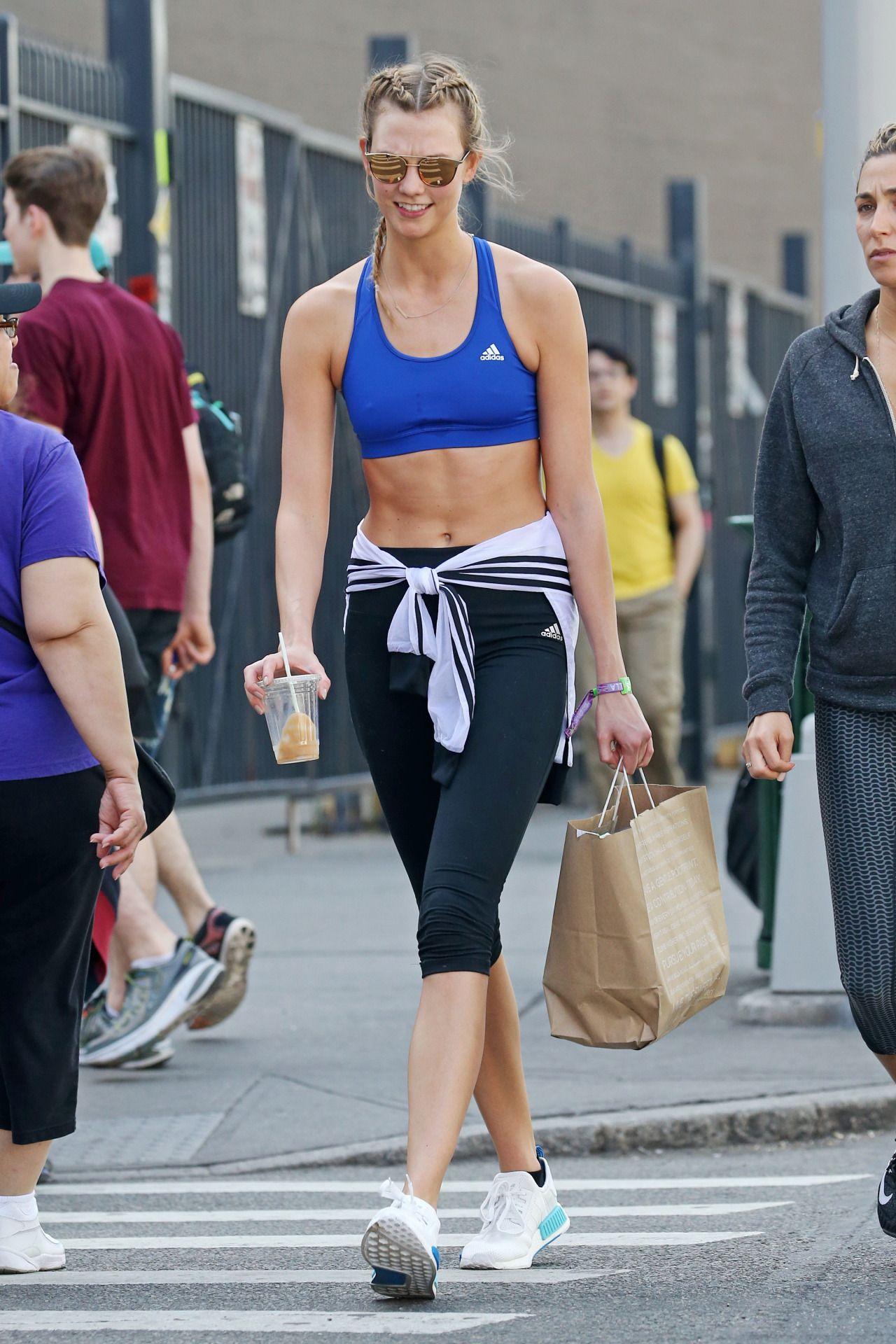 Sunshine Karlie Kloss Women S Activewear In 2019 Gym Style