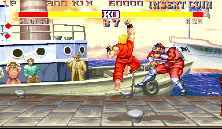 Street Fighter II: Champion Edition. Recuerdo que le decia a mis hermanos y  amigos: que padre seria poder jugar c… | Retro video games, Retro videos, Street  fighter