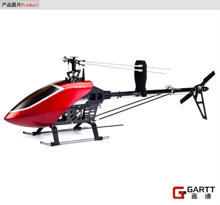 222.06$  Buy now - http://ali3rx.worldwells.pw/go.php?t=32617759363 - Gleagle 550 FBL TT 2.4GHz 3D Torque Tube Helicopter fits Align Trex 550 222.06$