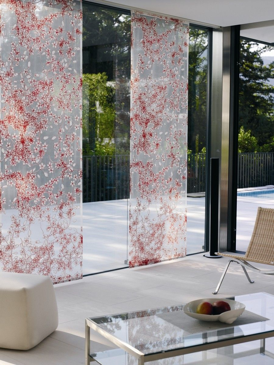 Sheer Fabric Room Dividers? For The Office Separation