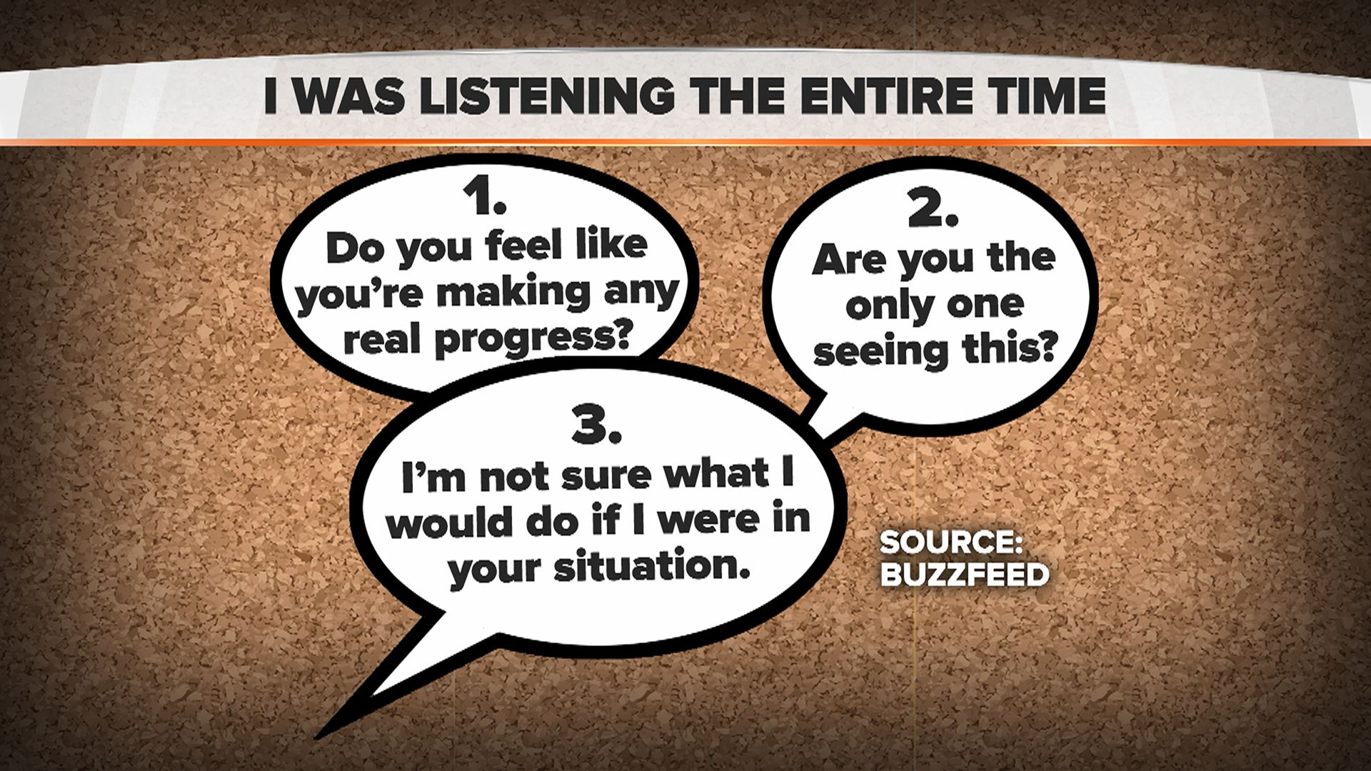 Pick up where you left off: 3 phrases to use if you get distracted
