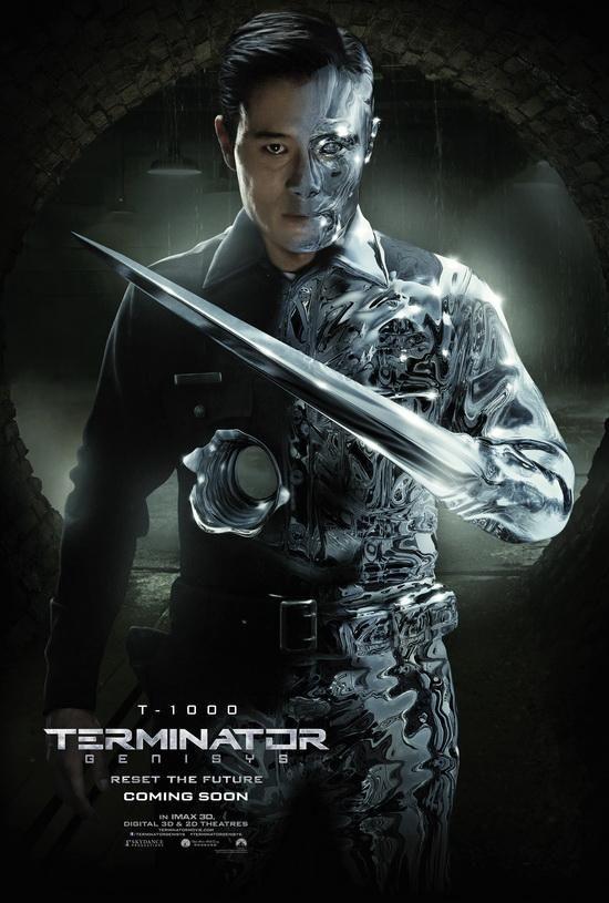 Terminator Genisys Con Imagenes Carteleras De Cine Peliculas