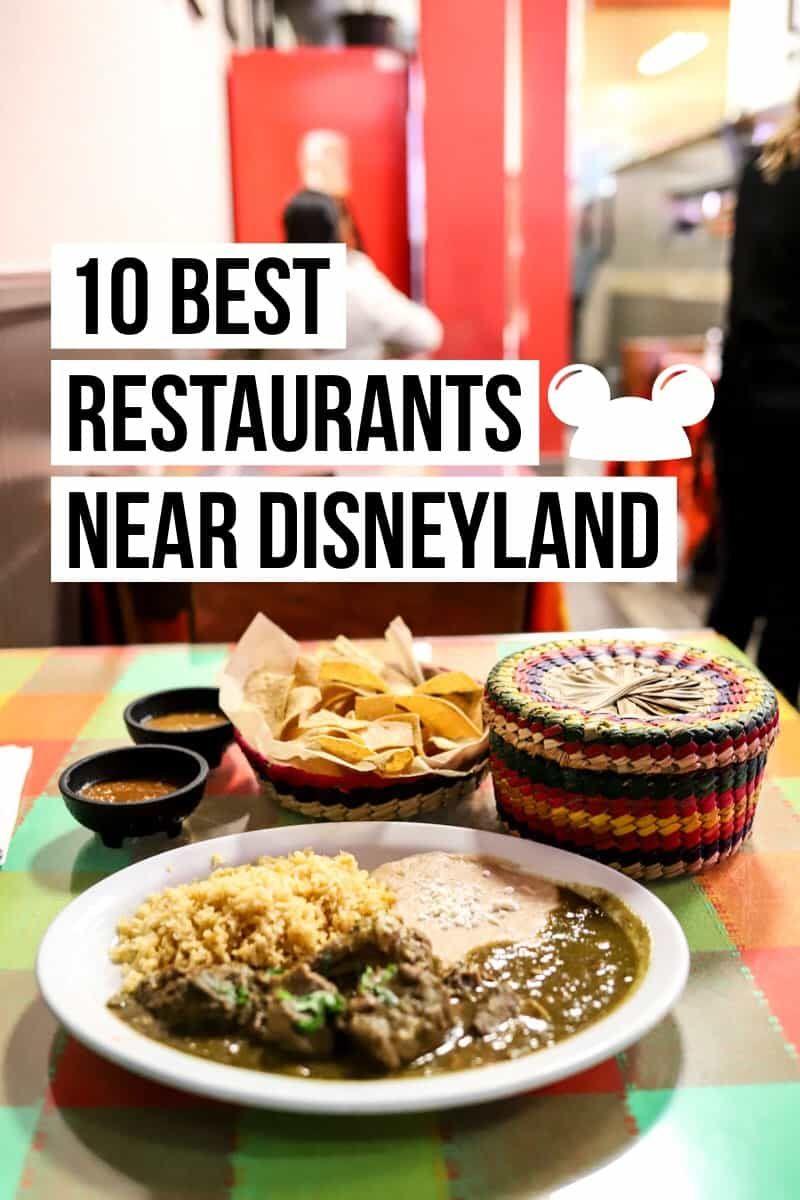 10 Best Restaurants Near Disneyland Female Foodie Best Disneyland Restaurants Disneyland Restaurants Anaheim Restaurants