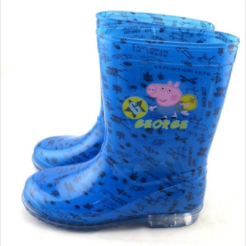 Botte Peppa boots enfantsCute pluie de Pigchaussure jGzVSULqMp