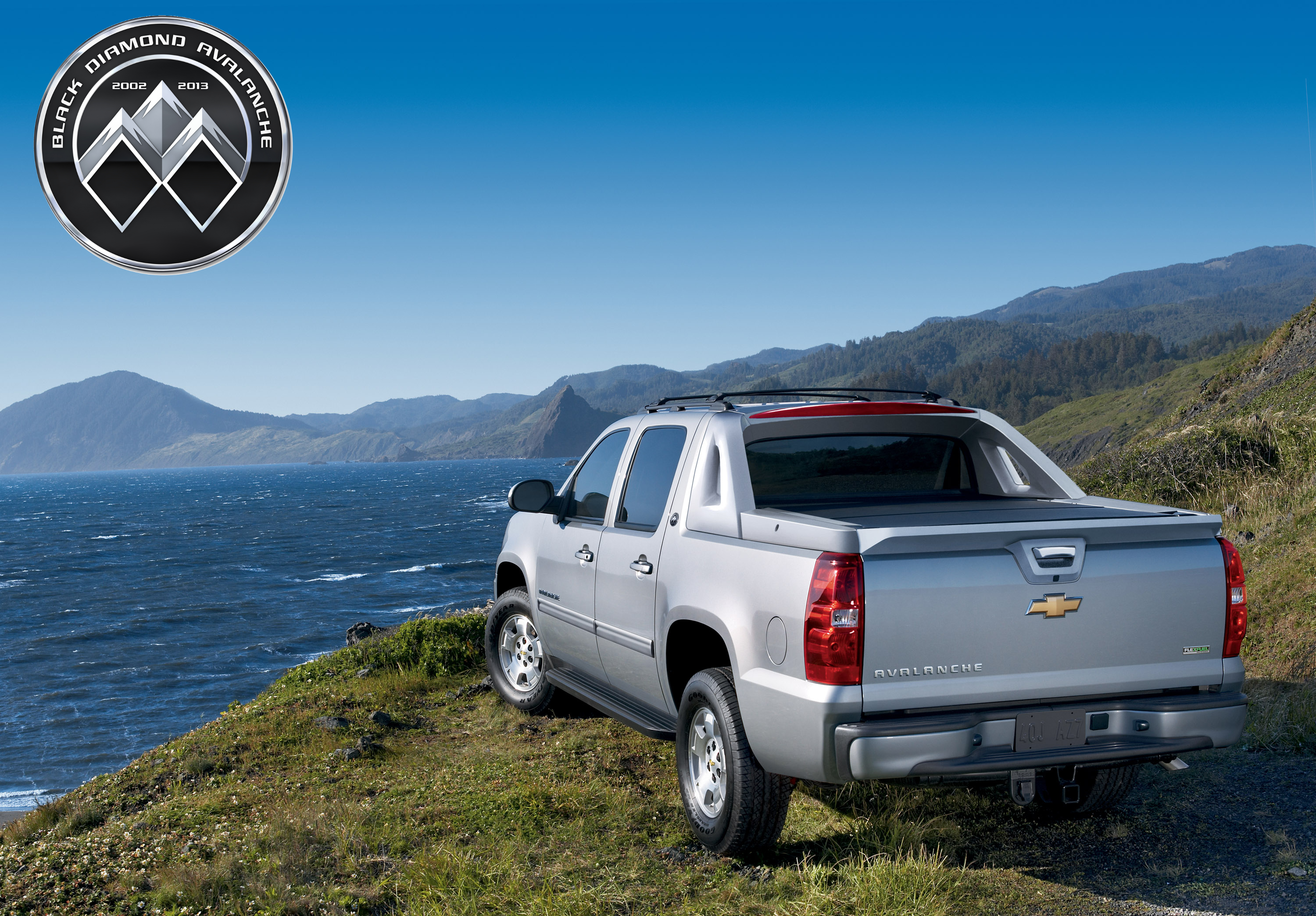 Celebrating The Last Model Year Of The Chevy Avalanche With A