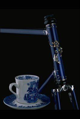 Bicicletas clásicas hechas hoy