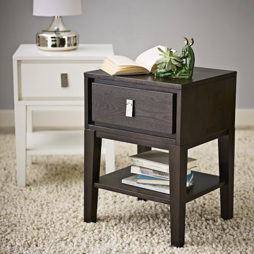 Niche Nightstand Chocolate