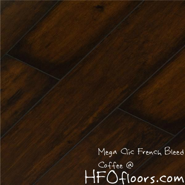 Mega Clic French Bleed Coffee 123mm Laminate Available At