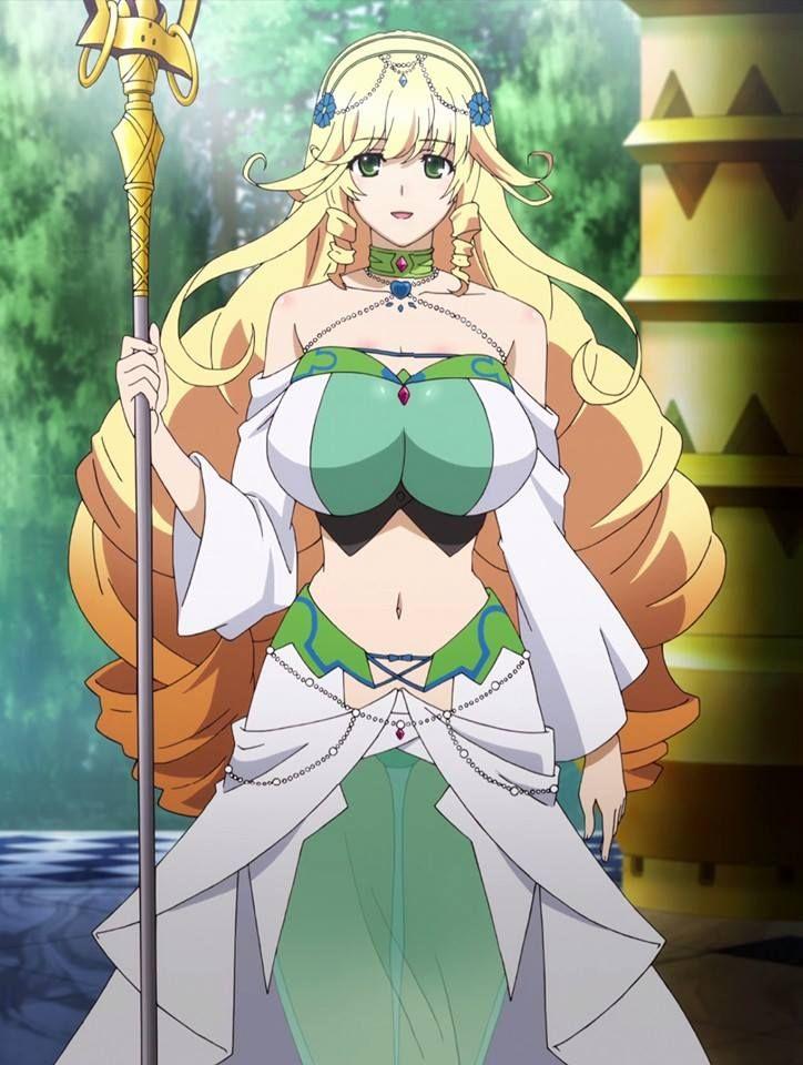 Pin By Girl On Madan No Ou To Vanadis Anime Nerd Anime Elf Anime