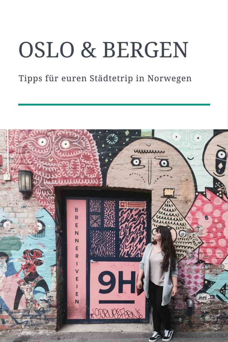Ein paar Tipps für eure Städtereise nach Oslo und Bergen - auch für Naturbegeisterte ist etwas dabei! #travelbugs