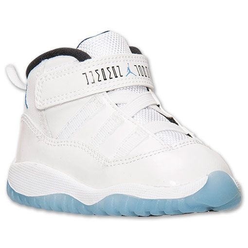 premium selection 34c24 aa0aa Kids' Toddler Air Jordan Retro 11 Basketball Shoes | Finish ...