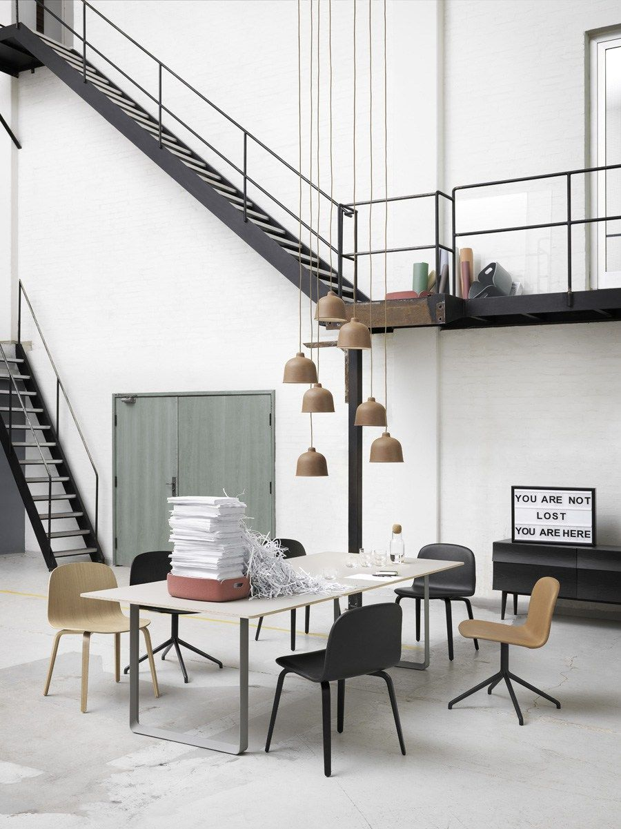 Muuto Fiber side chair | Pinterest | Büromöbel design ...