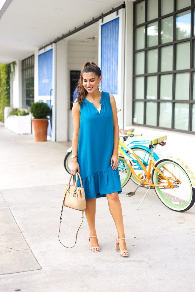 The Cutest High Low Ruffle Dress for Summer - Sout