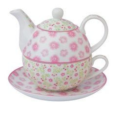 Don't miss all the beautiful colors of the rainbow looking for that pot of gold! I have sorted out beautiful teapots for one in rainbow order....