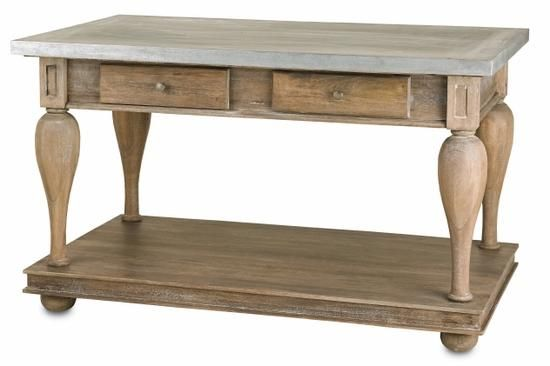 Sullivan Work Table I Cottage and Bungalow | Home Decor | Pinterest ...