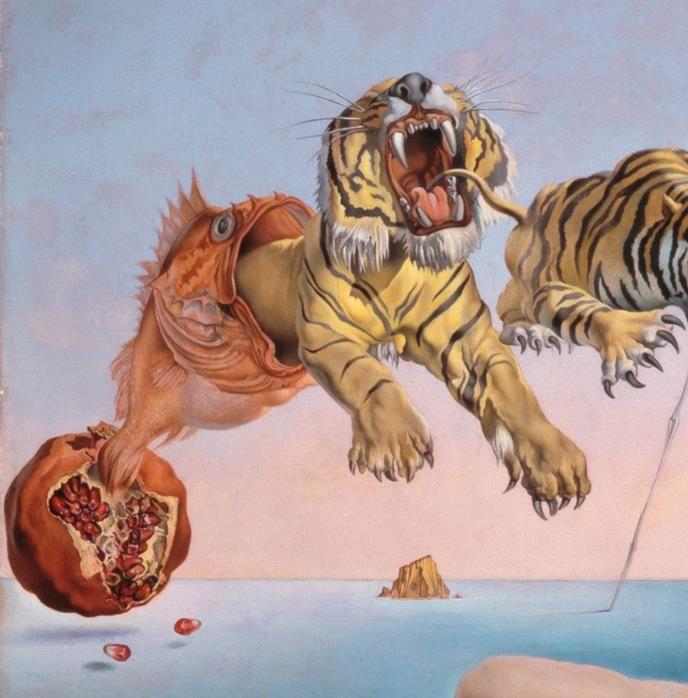 23+ Dali tiger info