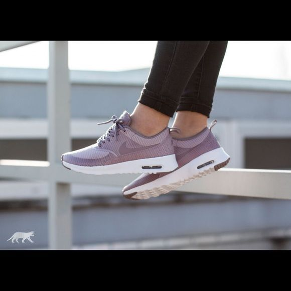 buy popular abc20 4c17f Nike Thea NEW NIKE WMNS AIR MAX THEA TXT PLUM FOG PURPLE SMOKE Sizes  available are