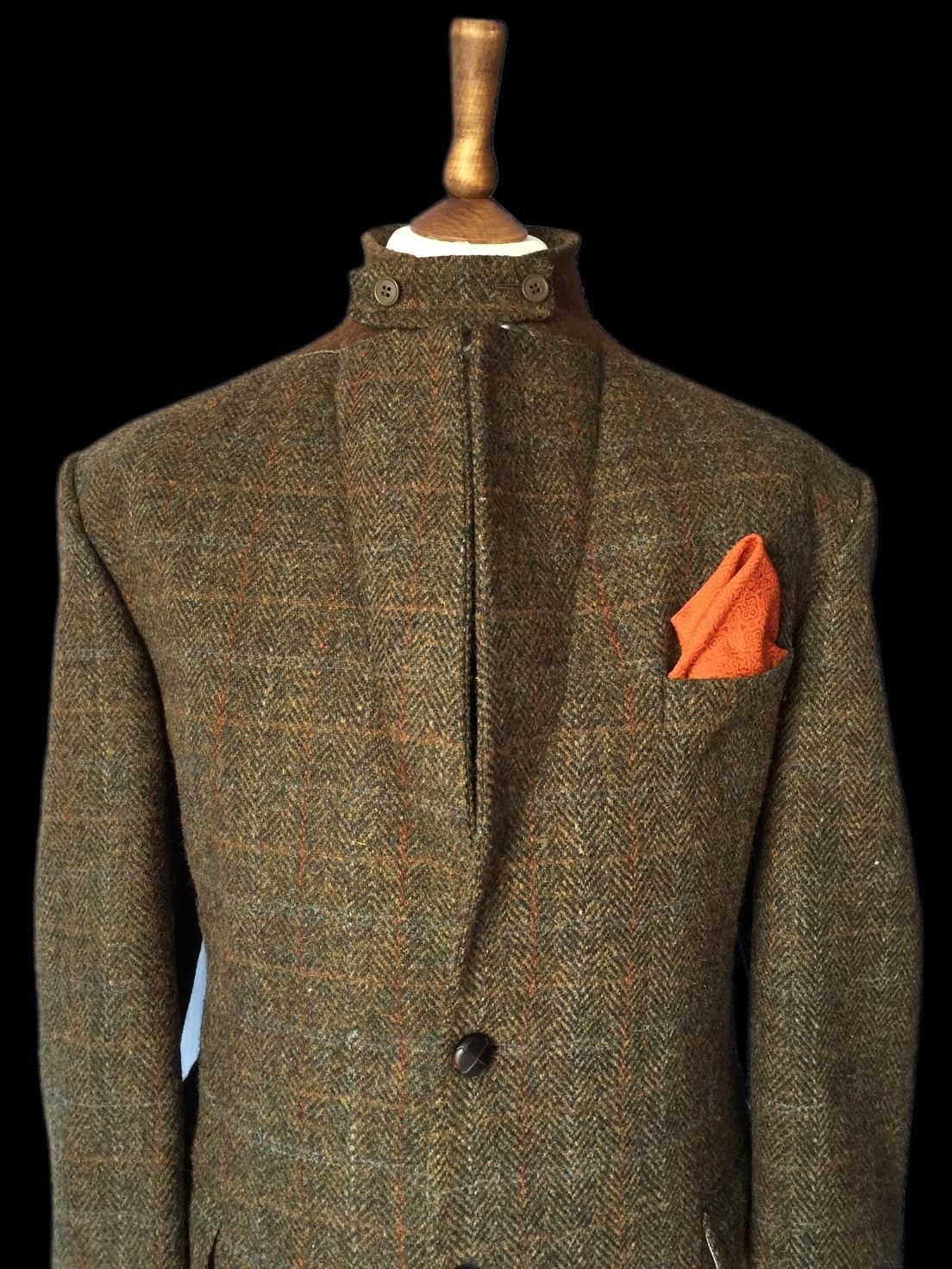 Harris Tweed 44 Regular Gentlemans Sports Hunting Jacket Ebay Hunting Clothes Mens Hunting Jacket Jackets Men Fashion