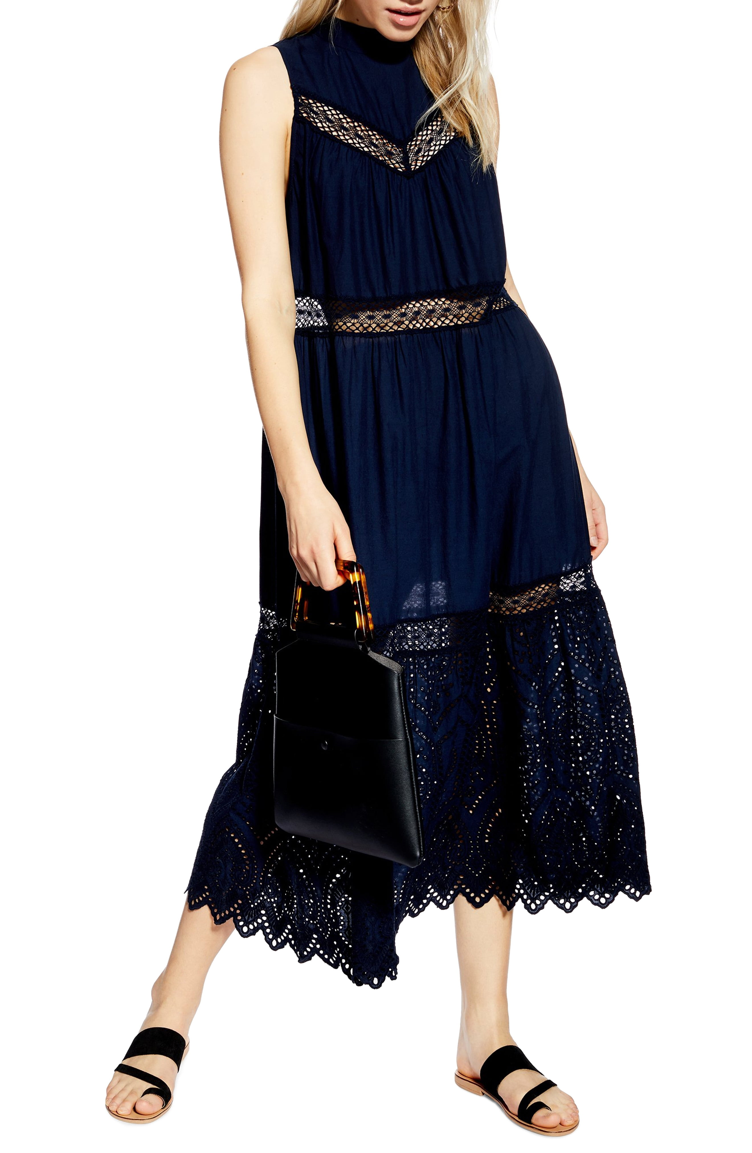 d8e3c79814b8 Topshop Broderie Maxi Dress in 2019   Products   Dresses, Nordstrom ...