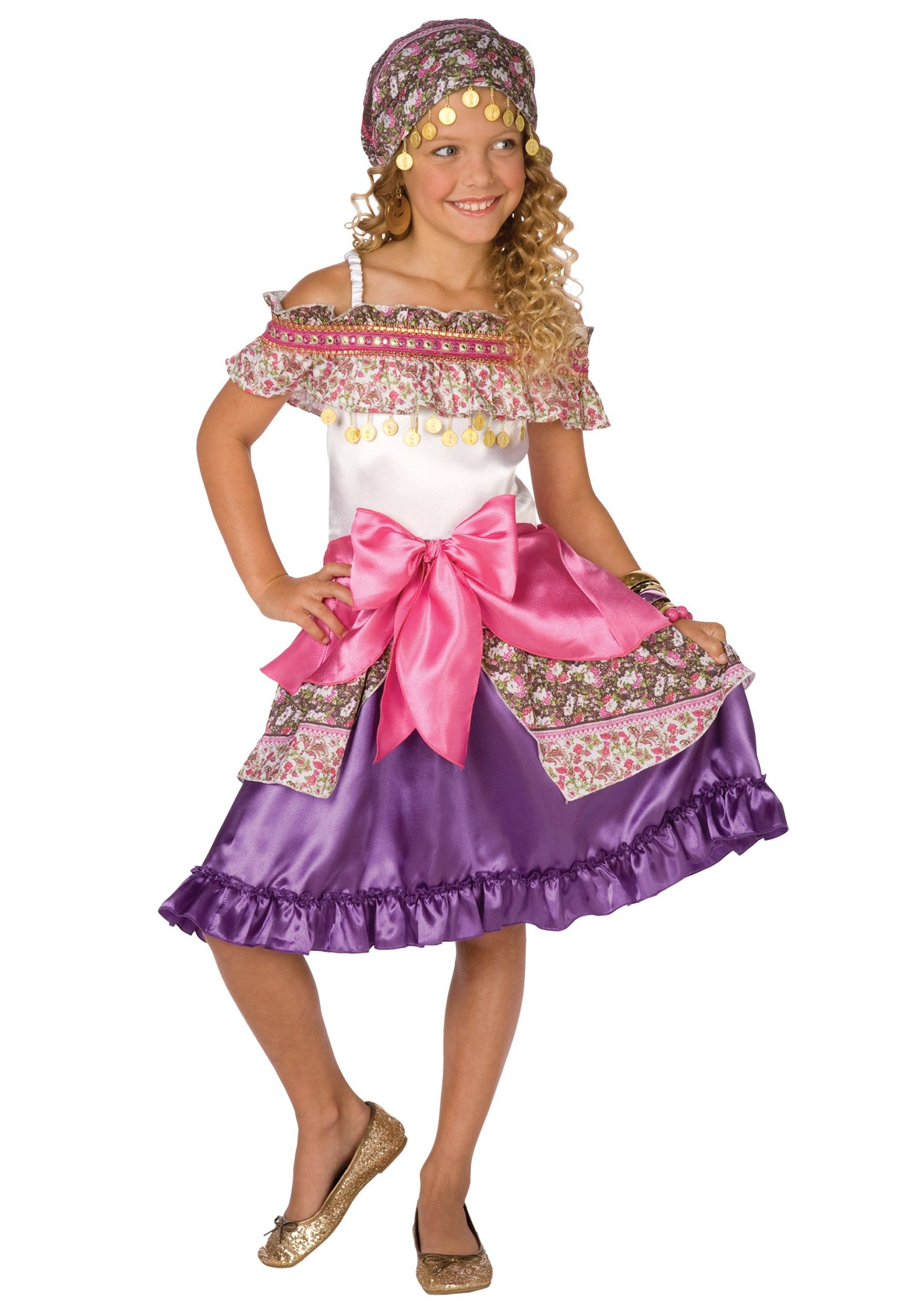 0766757ee1 Halloween Costumes for Girls | Girls Gypsy Costume | Stuff to Buy ...