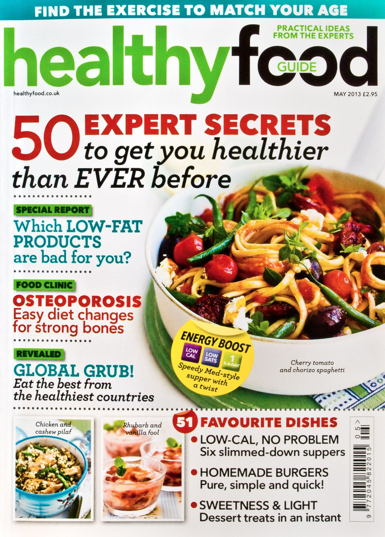 Wayne coates features in this mays healthy food guide chia bia wayne coates features in this mays healthy food guide forumfinder Gallery