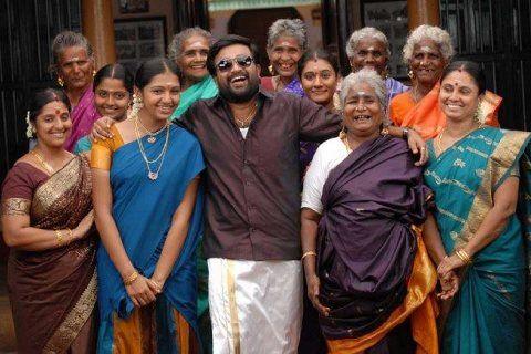 Sasikumar Lakshmi Menon From Sundarapandian Movie Tamil Cinemas